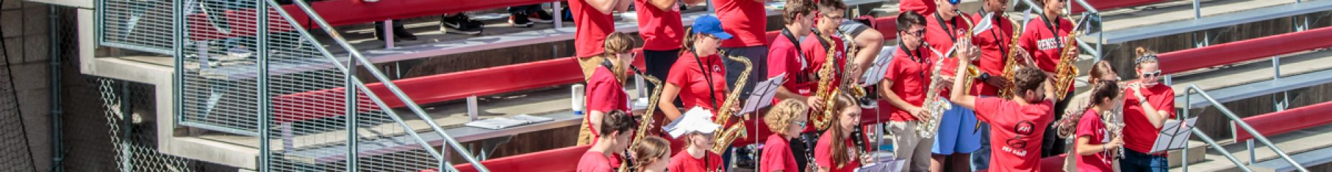 Cheers and Song List – RPI Pep Band